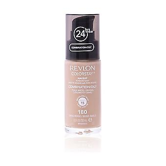 Colorstay Foundation Combination/Oily Skin #180-Sand Beige 30 ml