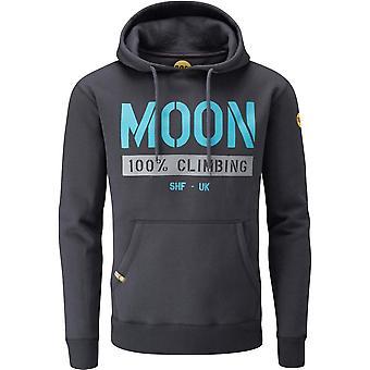 Moon Climbing One Five Nine Hoody - Ebony