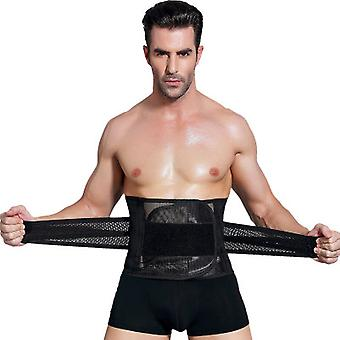 Men Waist Trainer Trimmer For Weight Loss Tummy Control Compression
