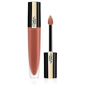 L'Oréal Paris Rouge Signatur Flytende Permanent Matt 117 stativ