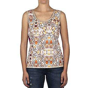 Custo Barcelona Women Tank top Last The Sultan Multicolor