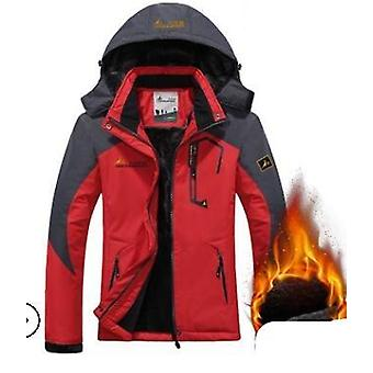 Men's Winter Inner Fleece Waterproof Ski Jacket( Set 2)