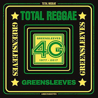 Various Artist - Total Reggae: Greensleeves [CD] USA import