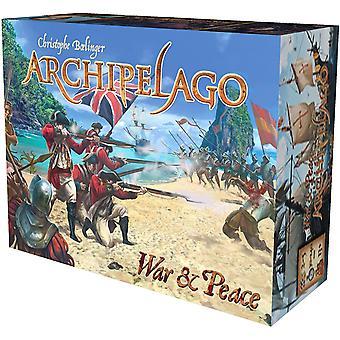 Archipelago War & Peace Expansion Board Game