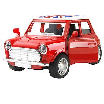 سيارة صغيرة سبائك الأطفال، سيارة الكرتون نموذج لعبة سيارة