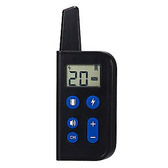 Dog training collar remote control  anti-barking rechargeable waterproof  pet supplies training aids