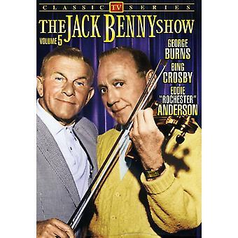 Jack Benny Show: Vol. 5 [DVD] USA import