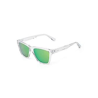 Hawkers One LS Sunglasses, Green, Unisex-Adult One Size