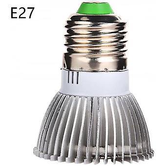 18Leds sisäkasvilamppu 8w e27 kasvulamppu hydroponiseen kasvillisuuteen tai kasvihuoneeseen dt7187