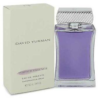 David Yurman Summer Essence By David Yurman Eau De Toilette Spray 3.4 Oz (women)