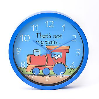 That es Not My Train Wall Clock