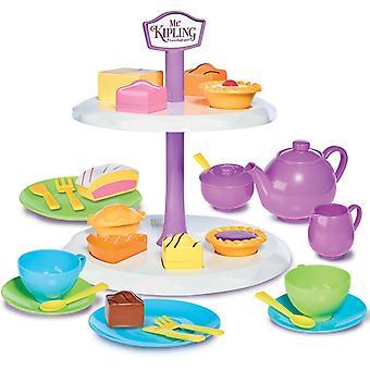 Casdon Mr. Kipling's Cake Stand & Tea Set