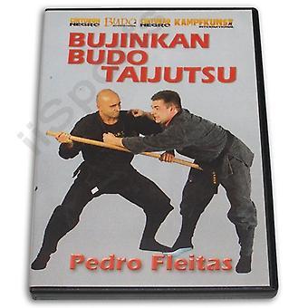 Bujinkan Budo Taijutsu Dvd Pedro Fleitas -Vd7036A