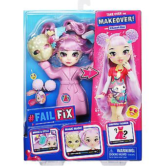 Fail Fix Total Makeover Doll - Kawaii Qtee