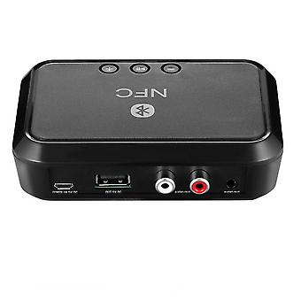 Bluetooth Receiver Wireless Nfc Enabled Audio Adapter