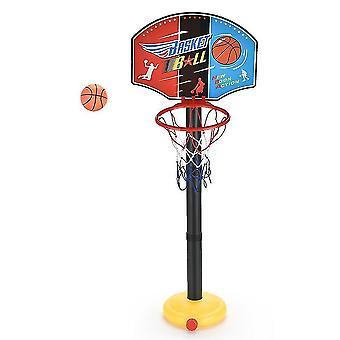 110 cm hefbare kinder plastic speelgoed basketbal standaard