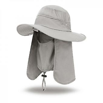 Outdoor Sun Hat, Sun Protection, Fishing Climbing Hat(Color1)