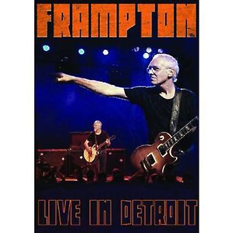 Peter Frampton - Live in Detroit [DVD] USA import