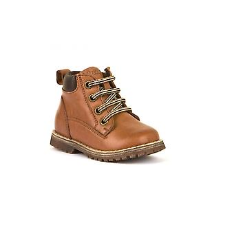 FRODDO G2110096-1 Laced And Zipped Short Boot