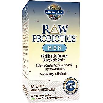 Raw Probiotics Men - 90 vcaps