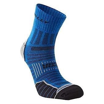 Hilly Twin Skin Anklet Socks Double Layer Running Socks Sportswear Jog Exercise
