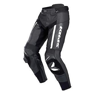 Spidi GB RR Pro Kalhoty Krátké černobílé Q-1