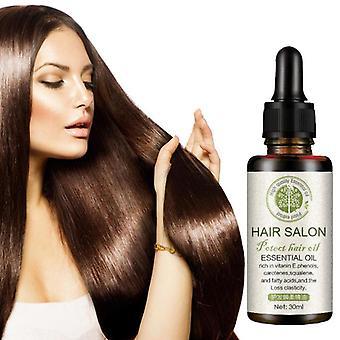 30ml Organic Vitamin Black Castor Oil For Natural Essential Hair Growth Care