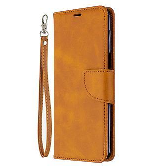 Leather Cover For Xiaomi Redmi Note 9s/note 9 Pro Max