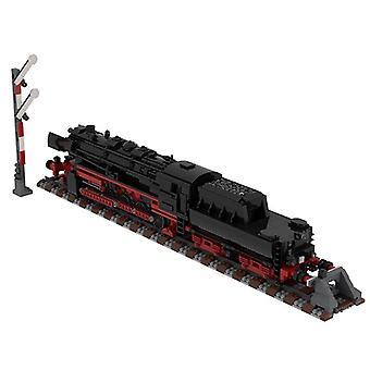 Building Blocks Building Blocks Steam Assembled Car Model Car Toy Children's Birthday Gift