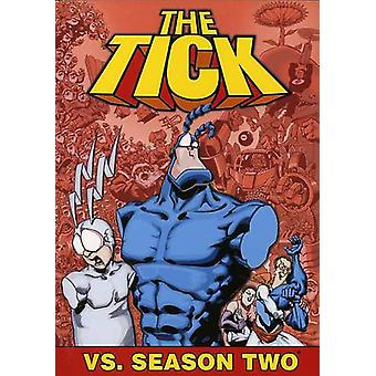 Tique vs: saison 2 [DVD] USA import