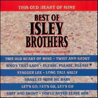 Isley Brothers - bästa Isley Brothers [CD] USA import