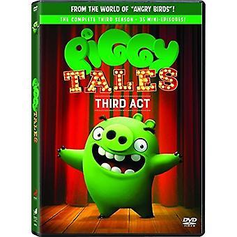 Piggy Tales: Derde Act [DVD] USA import