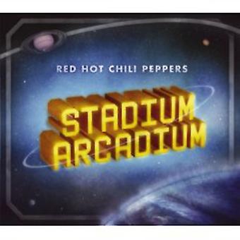 Red Hot Chili Peppers - Stadium Arcadium [CD] USA import
