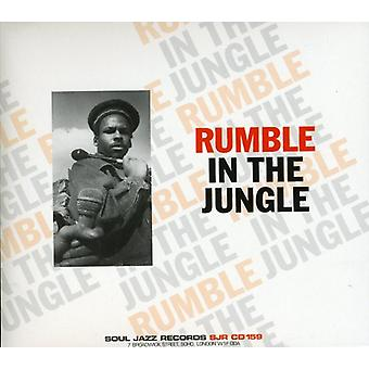 Soul Jazz - Rumble in the Jungle [CD] USA import
