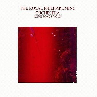 Royal Philharmonic Orchestra - Love Songs, Vol. 3 [CD] USA import