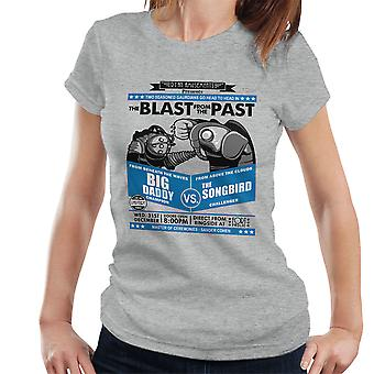 Blast From The Past Bioshock Women's T-Shirt