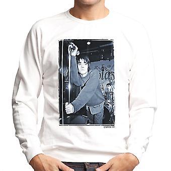 Oasis Liam Gallagher na żywo bluza męska