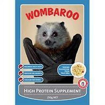 Wombaroo High Protein Supp 250gm