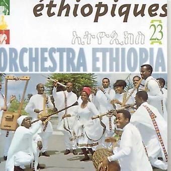 Orchestra Ethiopia - Ethiopiques 23 [CD] USA import