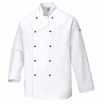 sUw - Cornwall Chefs Kitchen Workwear Jacket