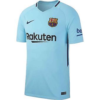 2017-2018 Barcelona weg Nike voetbalshirt