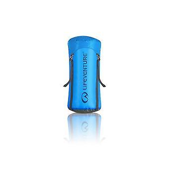 Nieuwe Life venture compressie stuff Sack 10 liter blauw