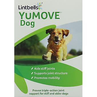 Lintbells YuMOVE Dog Joint Supplement for Stiff and Older Dogs - 120 Tablets