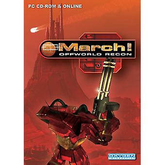 March Offworld Recon (PC) - Nowość