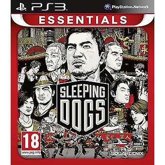 Sleeping Dogs PlayStation 3 Essentials (PS3) - Als nieuw