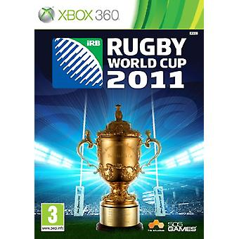 Rugby World Cup 2011 (Xbox 360) - As New