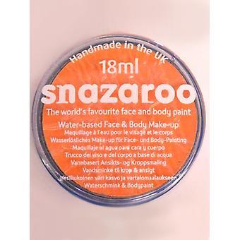 Snazaroo Gesicht und Körper - Apricot - Farbe auf Wasserbasis