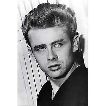 James Dean - Close Up Poster Poster Print