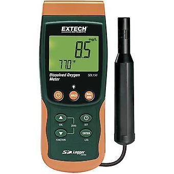 Rilevatore di ossigeno Extech SDL150 20 - 0,1 mg/l