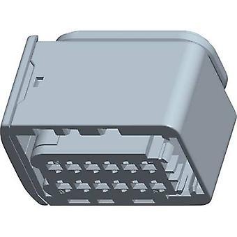 TE tilkobling Socket kabinett - kabel HDSCS, MCP totalt antall pinner 12 2-1703639-1-1 eller flere PCer